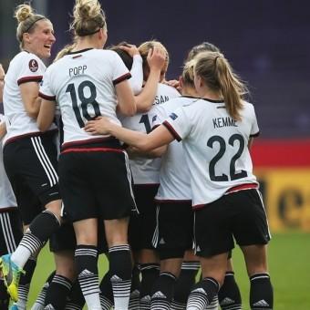 Alemania logró su acceso a la Eurocopa, mientras que España se asegura el repechaje