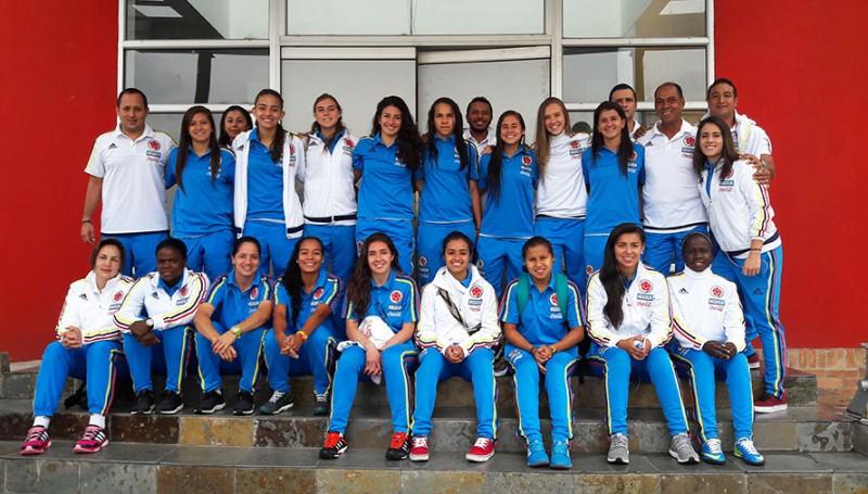 Colombia convoca 18 jugadoras para amistosos contra Estados Unidos