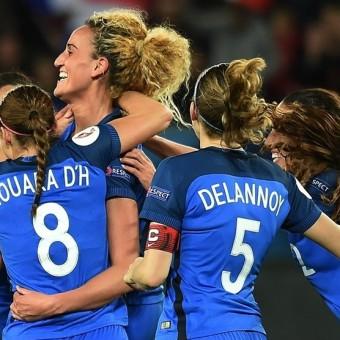 Francia tiene lista su nómina de 18 jugadoras para Río 2016