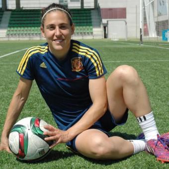 Vero Boquete, ejemplo de lucha y liderazgo en el fútbol femenino