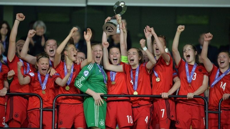 Alemania recupera su trono en el Europeo Femenino Sub-17