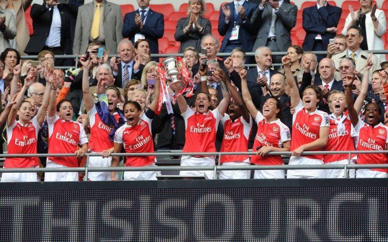 Arsenal suma su título número 14 de FA Cup Femenina