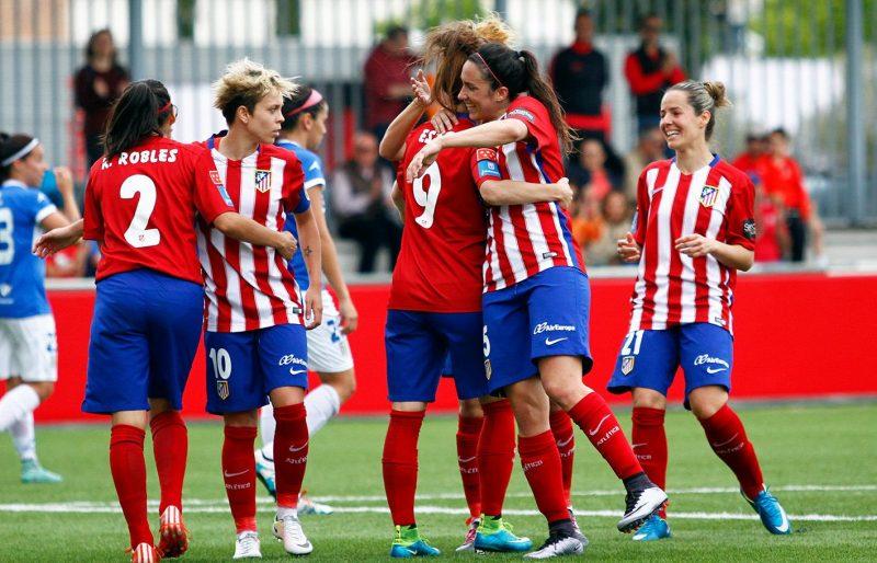 Atlético Madrid no se rinde y anhela el cupo europeo