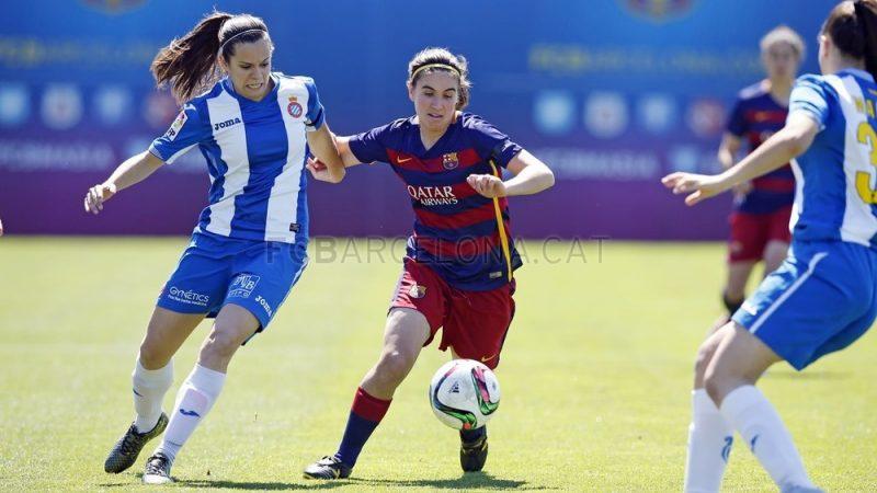 Barcelona golea en su patio a Espanyol por 7-1