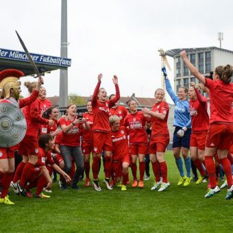 Bayern Múnich se proclama campeona de la Bundesliga Femenina