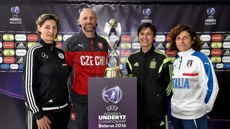 En Bielorrusia está todo listo para el Europeo Femenino Sub-17