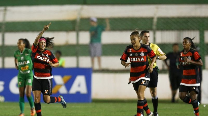 Flamengo conquista el Brasileirao Femenino 2016