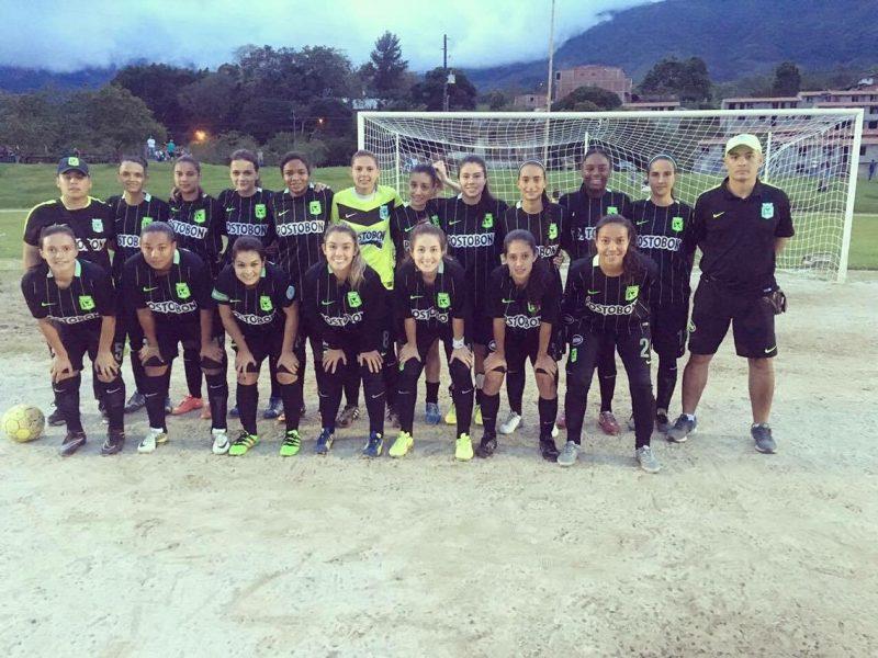 Atlético Nacional Campeón en San Carlos
