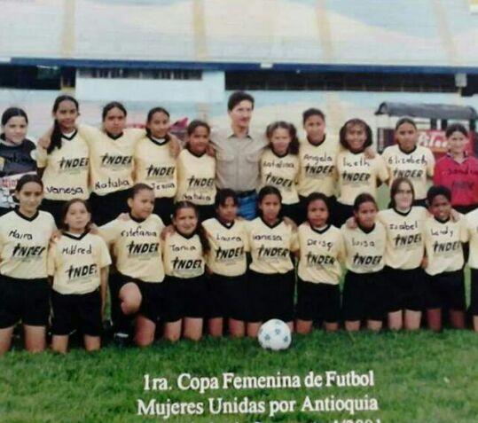Tu Tranquilo!... ¡Arquera Es Lo Que Tenemos! - Fémina Fútbol d1c56bfd604e3