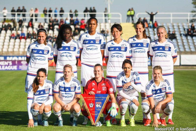 Lyon se corona campeona de la liga francesa por décima vez consecutiva