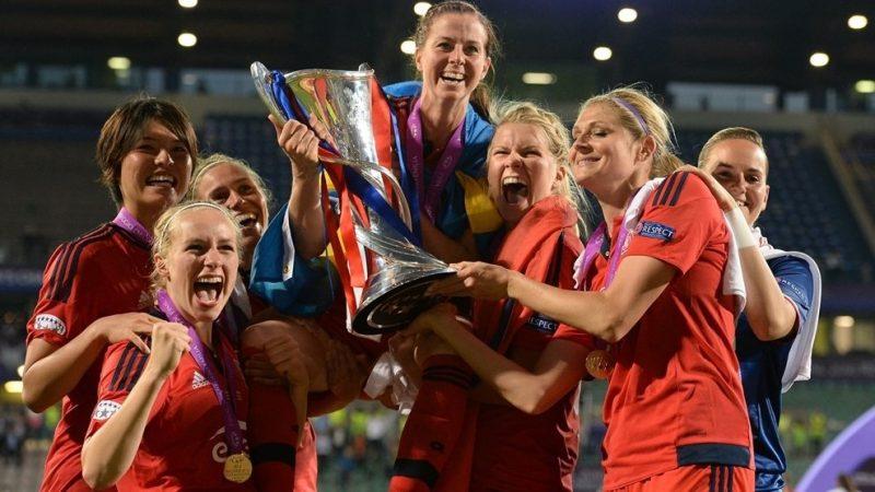Lyon conquista su tercer título europeo