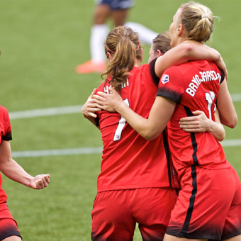 Portland Thorns venció a Washington Spirit con golazo de Tobin Heath