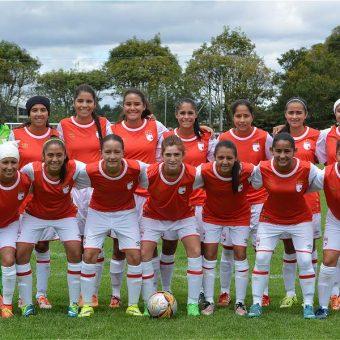 Santa Fe alista convocatoria de jugadoras para la Liga Aguila Femenina 2017