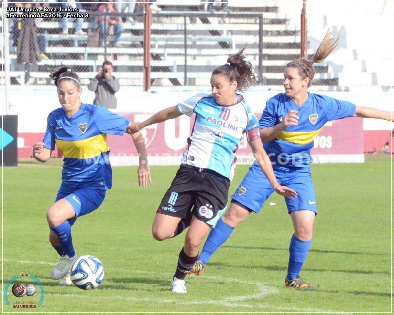 UAI Urquiza vence a Boca y se ubica primera en la Primera División Argentina