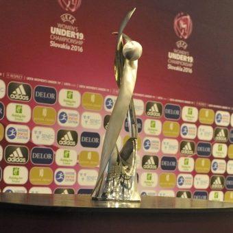 Lista la fase final del Europeo Femenino Sub-19 de Eslovaquia