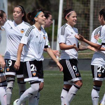 Valencia ganó y clasificó a la Copa de la Reina