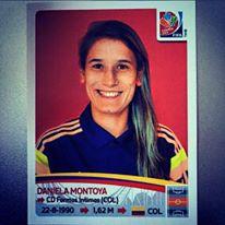 Buenos momentos, Daniela Montoya