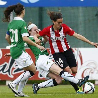 Athletic Club campeona de la liga femenina española