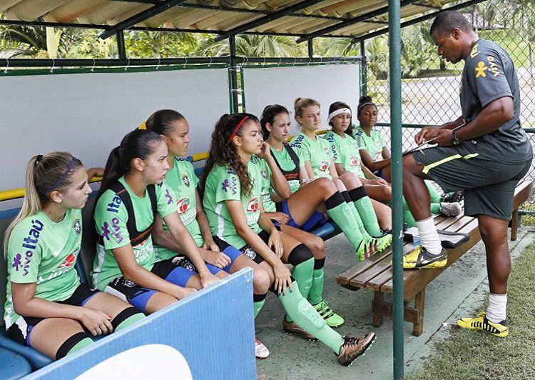 Convocatoria Selección de Brasil Sub17.