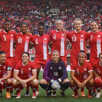 Canadá escogió a sus 18 jugadoras para los Juegos Olímpicos.