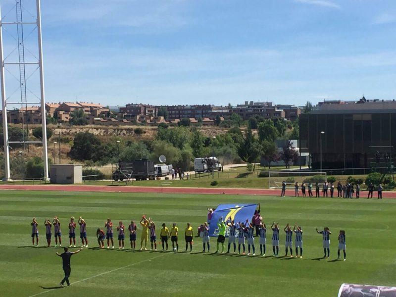 Barcelona, Atlético, Valencia y Levante son semifinalistas de la Copa de la Reina