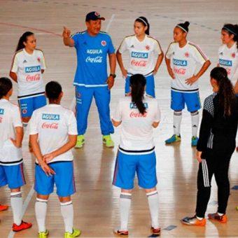 Convocatoria Selección Sub 20 de Futsala
