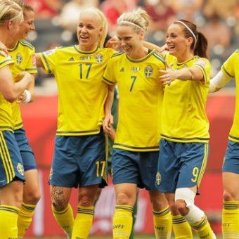 Suecia nombra a sus 18 jugadoras para Río 2016