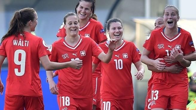 Suiza escala 4 posiciones en Ranking FIFA