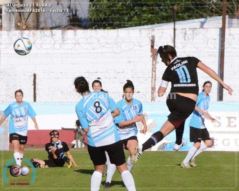 UAI Urquiza eleva su ventaja en la primera división argentina