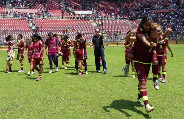 La selección de Venezuela sub17 inicia su preparación para el Mundial.