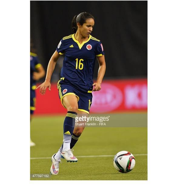 Leidy Andrade Rodríguez, la magia es su especialidad.