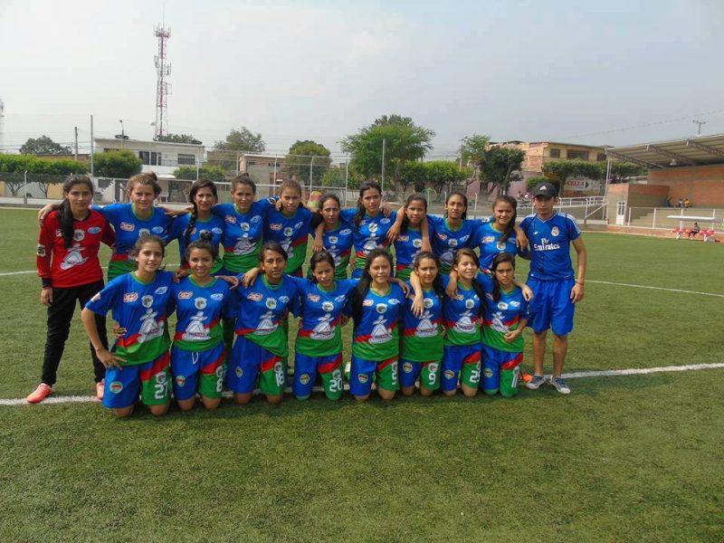La Región del Catatumbo tiene fútbol femenino.