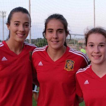 España Sub19 tiene lista sus 18 jugadoras para la Euro.