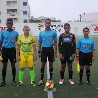 El grupo F del Interclubes muy competitivo y todas quieren el liderato.
