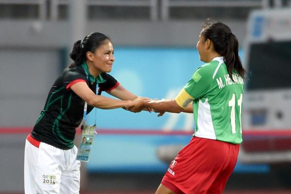 Selección Sub15 México