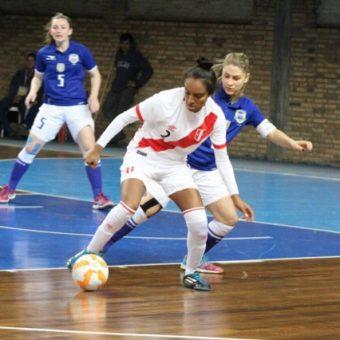 Brasil se instala en semifinales del Sudamericano Sub-20 de Futsal Femenino
