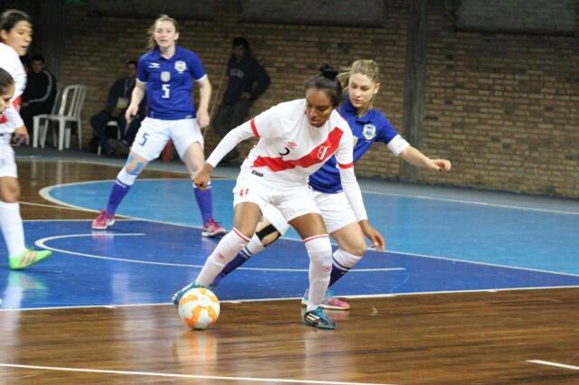 Brasil se instala en semifinales del Sudamericano Sub-20 de Futsal Femenino - Fémina Fútbol