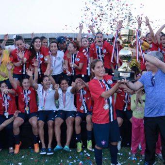 Cerro Porteño se corona campeón del Apertura Femenino en Paraguay