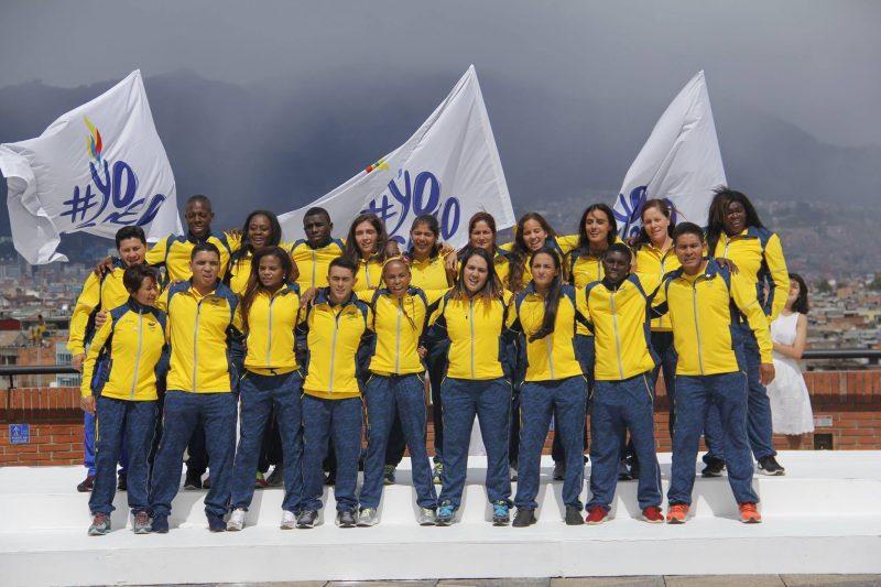 Lista completa de los 147 deportistas colombianos para Río 2016