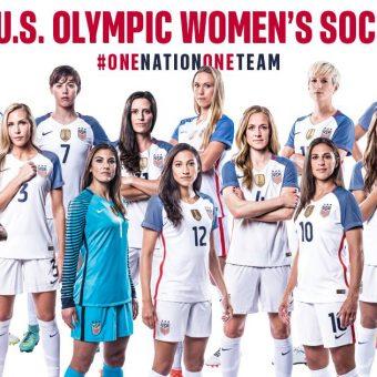 Estados Unidos ya tiene a sus 18 elegidas para Río 2016