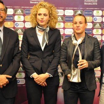 Eslovaquia recibe el Europeo Femenino Sub-19 (Nóminas y Partidos)