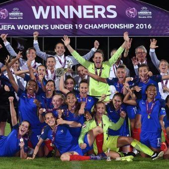 Francia conquista su cuarto título Europeo Sub-19 Femenino