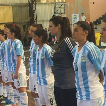 Argentina estará ausente en el Sudamericano Sub-20 de Futsal Femenino