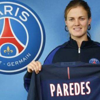 Irene Paredes pasa del Athletic Club al Paris Saint-Germain