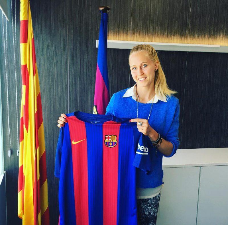 Line Røddik Hansen se suma al Barcelona como nuevo refuerzo