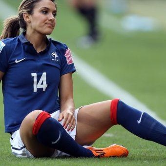 Louisa Necib se retira del fútbol después de Río 2016