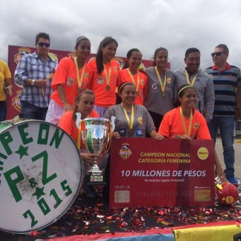 PyZ lo hizo de nuevo… Campeonas Copa Metro.