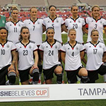 Alemania buscará su primer oro olímpico con estas 18 jugadoras convocadas