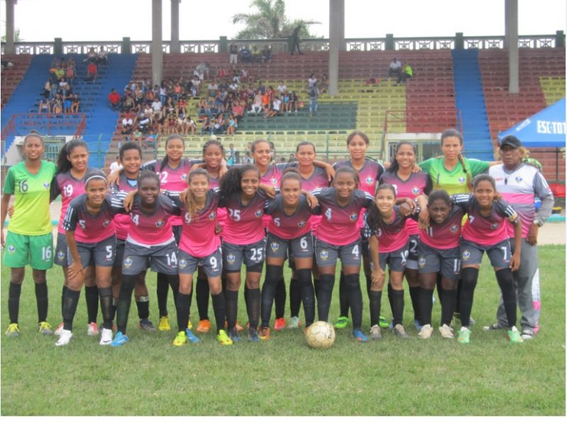 Talentos F.C un equipo con jerarquía.