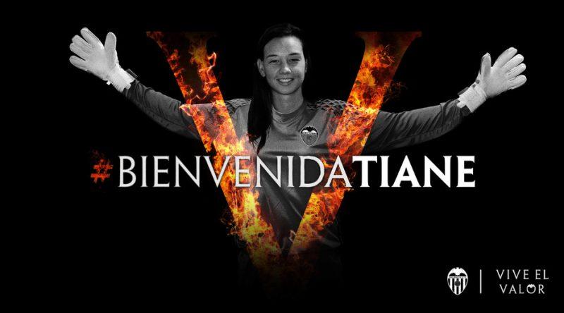 Christiane Endler reforzará la portería del Valencia